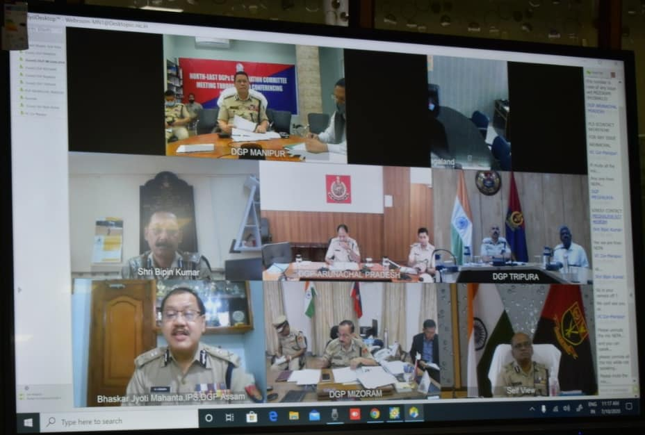 North East DGsP Co-ordination Meeting