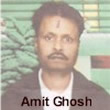 Wanted  Amit Ghosh