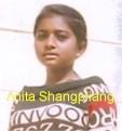 Miss Anita Shangpliang D/o Shri Raju Gurung