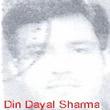 Wanted Din Dayal Sharma