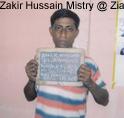 Shri. Zakir Hussain