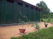 Sanitary Toilets 2nd Bn MLP, Goeragre, Tura