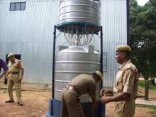 Inauguration of Drinking Water Filter Units at 2nd Bn MLP, Goeragre, Tura Title