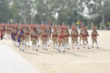 Meghalaya Police Sub-Inspectors Photos
