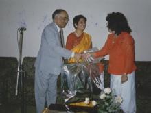 POWAC bid farewell to Mr & Mrs Srivastava