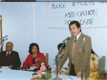 Inauguration of POWAC