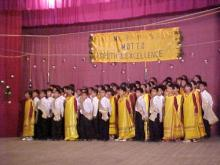Annual Concert of Meghalaya Police Public School was held on 8th October 2004