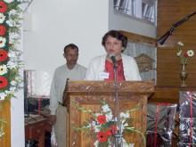 Speech At Meeting of POWAC held on 8th May 2010