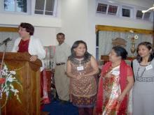 POWAC Meeting held on 8th May 2010