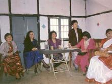 POWAC office bearers