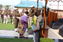 Police Commemoration Day, 2019