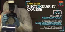 Crime Scene Photography Course