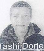 Master Tashi Dorje (14 yrs)