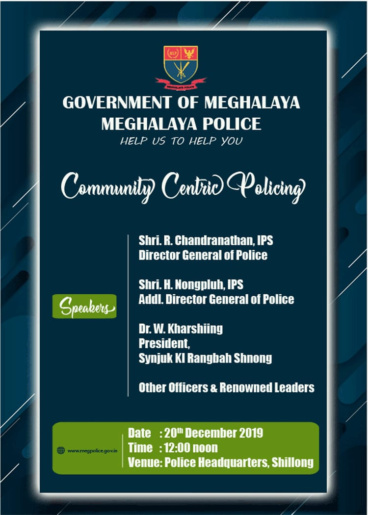 Community Centric Policing